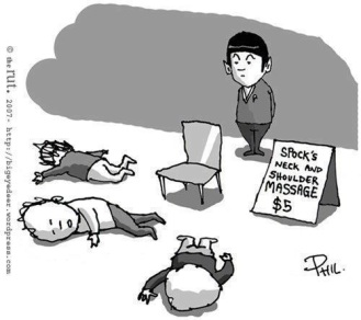 spock massage
