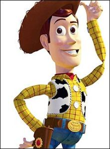 woody the cowboy toy story