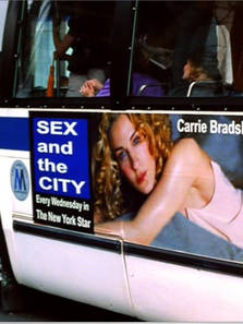 sex and the city bus